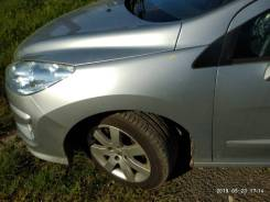 Крыло Peugeot 308 2007-2014 T7 EP6CDT, переднее левое