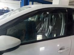 Стекло двери Volkswagen Polo 2008-2015 MK5 CBZB, переднее левое
