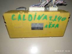 Блок управления климат-контролем Toyota Caldina [5212728060]
