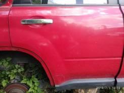 Дверь Nissan X-Trail 2007-2011 NT31 MR20DE, задняя правая