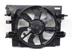 Диффузор радиатора Renault Duster 2010- [214814130R]