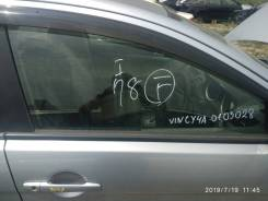 Стекло двери Mitsubishi Lancer (Galant Fortis) 2007-2011 CY4A 4B11, переднее правое