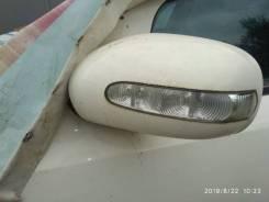 Зеркало боковое Mercedes Benz E350 Iii 2002-2009 W211 M272, переднее левое