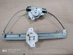 Механизм стеклоподъёмника Hyundai Solaris 2013, левый задний