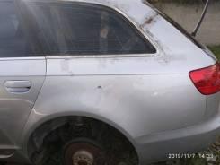 Крыло Audi A6 2006-2010 [4F9809837] C6 4F AUK, заднее левое