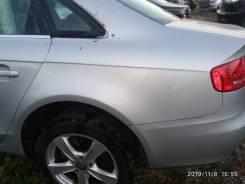 Крыло Audi A4 2008-2015 [8K5809837] B8 CDNC, заднее левое