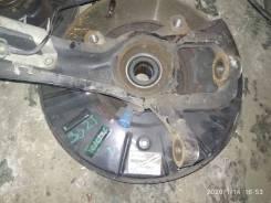 Защита тормозного диска Volkswagen Touareg GP 2002-2010 [7L0615311B], левая передняя