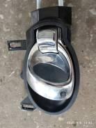Ручка двери внутренняя Nissan JUKE [806711KA0A], левая передняя