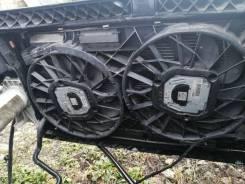 Диффузор радиатора Audi A8 2002-2009 [4E0121207A] 4E2 BGK