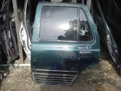Дверь Toyota Hilux SURF [Зеркаловстоимостьдвериневходит], левая задняя