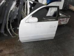 Дверь Toyota Cresta [Зеркаловстоимостьдвериневходит], левая передняя