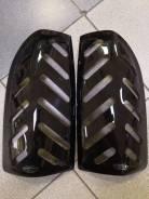 Очки накладки на стопы защитные Toyota Land Cruiser Prado 90