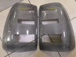 Очки накладки на стопы защитные Toyota Land Cruiser 100 / LX470 1998~