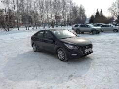 Аренда Hyundai Solaris