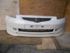 Бампер передний контрактный Honda Fit GD3 3035