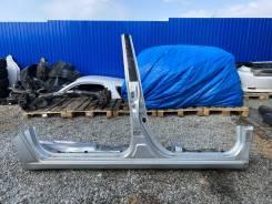 Порог кузова правый целый во всю длину Toyota Ipsum 61311-44070