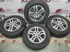"""Колёса в сборе диски+шины R15*6""""*5-114,3 ЦО64м 205/70R15 Zeetex ZT1000"""