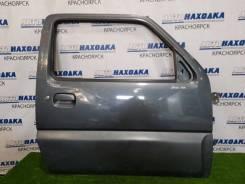 Дверь Suzuki Jimny Wide 1998-2002 JB43W M13A, передняя правая