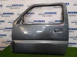 Дверь Suzuki Jimny Wide 1998-2002 JB43W M13A, передняя левая