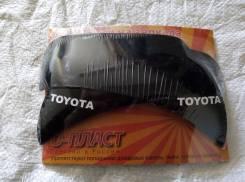 Накладки на зеркала Toyota Vitz 2005-2010г