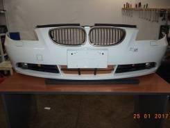 Бампер BMW 525i, передний
