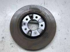 Тормозной диск Opel Zafira B 2007 [9184405], передний