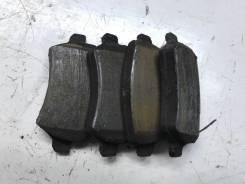 Тормозные колодки Opel Zafira B 2007, задний