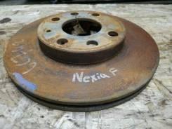 Тормозной диск Daewoo Nexia 2006 [90121445], передний
