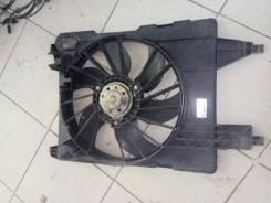Вентилятор радиатора Renault Grand Scenic 2 2006 [8200151465]