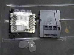 Блок управления двигателем Renault Scenic 2 2006 [8200565863]
