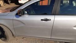 Дверь боковая ЛАДА Веста, 2180, 2181 2017, левая передняя