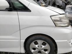Крыло Toyota Alphard 2007 [5381158020] MNH15 1MZFE, переднее правое