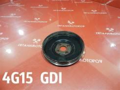 Шкив помпы Mitsubishi [MD320154] 4G15