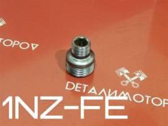 Крепление масляного фильтра Toyota [9090404004] 1NZ-FE
