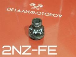 Крепление масляного фильтра Toyota [9090404004] 2NZ-FE
