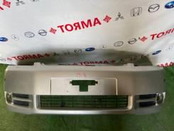 Бампер Toyota Ipsum, передний