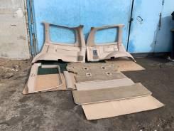 Обшивка багажника комплект Land Cruiser 100/Lexus LX470