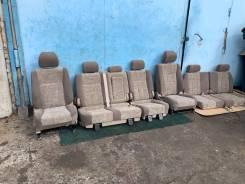 Комплект сидений три ряда Land Cruiser 100