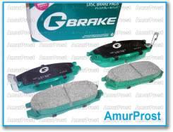Колодки тормозные задние G-Brake (Япония) 44060-32J85