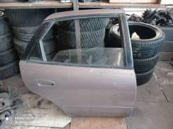 Дверь задняя правая Toyota Corolla EE101, AE101