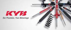Амортизатор задний KYB Vitz/ Ractis/ Fielder 160/ Aqua (2WD)