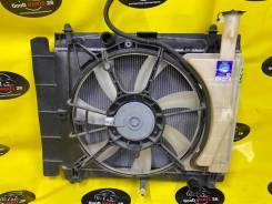 Радиатор Toyota Ractis.