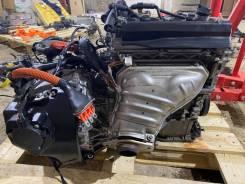 Двигатель Toyota Prius NHW20 цвет 1F7 пробег 89 473 км