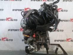 Двигатель Nissan March 2010-2013