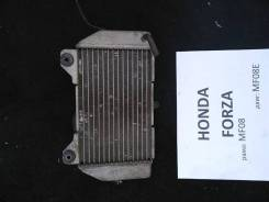 Радиатор Honda Forza