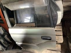Дверь Toyota Land Cruiser Prado, левая задняя
