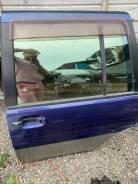 Дверь Nissan Prairie Joy, левая задняя