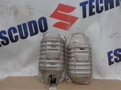 Защита глушителя Suzuki Grand Vitara 2005 [14250-65J02], передняя
