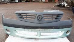 Бампер Renault Logan 2004-2010 [6001550784], передний