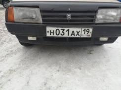 Бампер Лада 21099 1996
